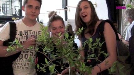 """""""Lire Pour Demain : les livres environnement des lycéens de Rhône-Alpes"""" 2012-2013 • MNEI / MRE"""