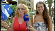 Tour de France: l'ambiance est à son comble à Porto-Vecchio - 28/06