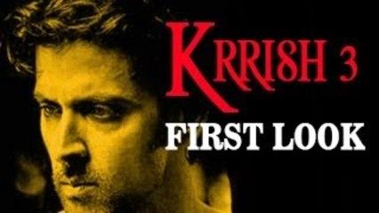 Krrish 3 digital poster REVEALED