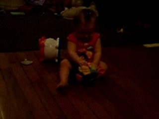 Lily Dancing 11mo videos