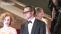 Cannes Brad Angelina The Tree of Life Premiere 2011 Cannes Film Festival