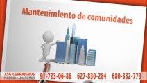 Cerrajeros 24 h HORTALEZA 627830284 Cerrajerias 24 h HORTALEZA. ASG Cerrajeros