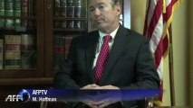 US Senator Rand Paul's interview on immigration, Syria, privacy