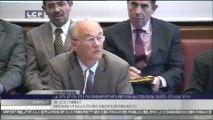 Travaux en commission : Débat sur la situation et les perspectives financières publiques