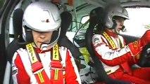 En caméra embarquée avec Eric Camilli, pilote Rallye Jeunes FFSA
