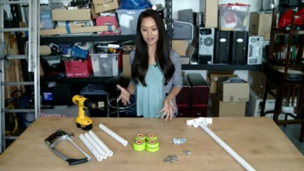 How to build your own dolly track (DIY Tutorial)