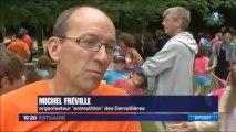 Triathlon Nantes Dervallieres 2013 - Reportage France 3 Pays de Loire