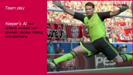 Game Features Trailer de Pro Evolution Soccer 2013