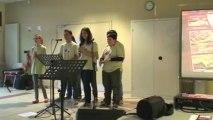 Rencontre chorales du 22 juin 2013 - chorale Appel d'Air