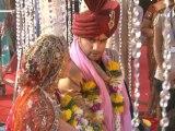 Making of  TV Serial Madhubala - RK marries Madhu