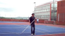 Fouet Artistique: Whipcracking Convention Cardiff UK 2013: Adam Winrich and the Ox Whip
