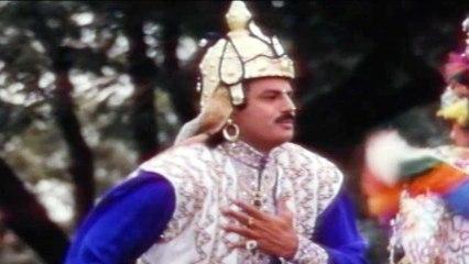 Top Hero Songs Samaja Varagamana Nandamuri Balakrishna Soundarya Hd Video Dailymotion