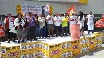 Carrefour des luttes à Fralib, 28 Juin 2013 à Gémenos, Vidéo 3