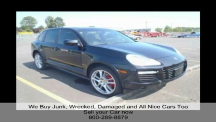 sell my junk car in Parsippany, NJ
