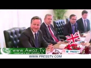 Cameron, Sharif discuss Afghan reconciliation