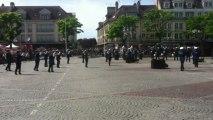Beauvais :  une fanfare hollandaise illumine les fêtes Jeanne-Hachette