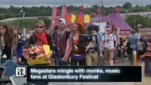Awards and Events News Pop: Glastonbury Hosts Heaven, Hell and Haircuts Alongside the Music