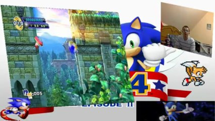 Retro City Games - Steimir - Sonic the hedgehog 4 Episode 2 - PS3_PSN
