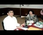 Shagufta Shafiq Interview by Mr. Ali Hassan Sajid on Radio Karachi FM 93 - 22-5-2013