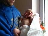 Frederic et son fils Liam