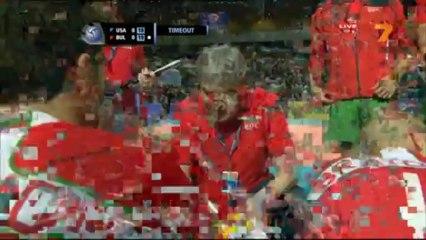 USA - Bulgaria 30.06.2013 World League 1/2