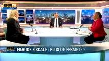 BFM Politique: l'interview BFM Business, Christiane Taubira répond aux questions d'Hedwige Chevrillon - 30/06