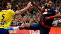 Handball - Le PSG face au FC Barcelone en C1
