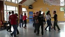 Cours salsa niveau 3 rueda