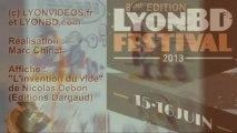 La revue dessinée (présentation au festival lyonbd 2013)