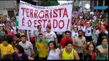 Brésil : la fin de la Coupe des Confédérations...