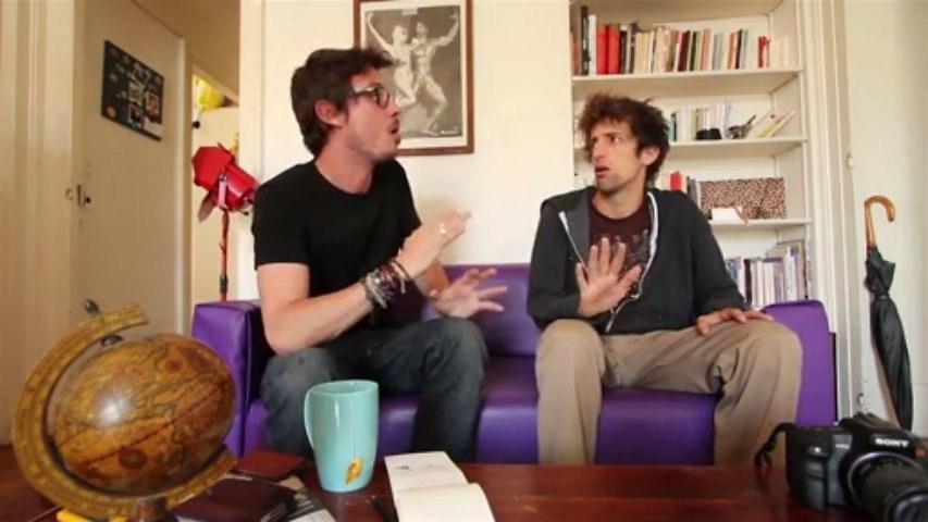 Jérèm & Antho cherchent un concept d'émission TV !