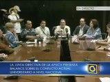 Presidente de APUCV: nosotros no hemos firmado ninguna contrataciones colectiva