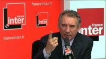 François Bayrou, invité de Patrick Cohen sur France Inter - 010713