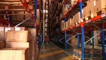 Arnaud Montebourg visite l'entreprise textile gardoise Eminence