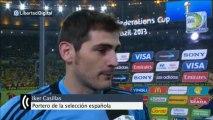 """Iker Casillas sobre la derrota de España: """"Ha sido duro, malo desde el primer momento"""""""