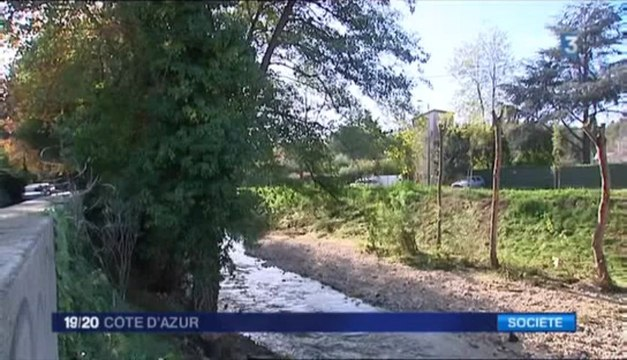 2012-11-14 - FR3 Cote d'Azur - Exercice de simulation d'inondation