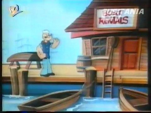 Popeye TV2 RTP 1991 #3