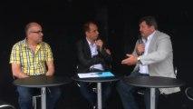 Interviews de Jean-Pierre Garuet  et Jean-Michel Abadie