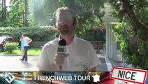 [FrenchWeb Tour Nice] Mathieu Thomas, co-fondateur d'Ozerise