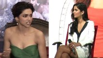 Katrina Kaif - Deepika Padukone Ke Jhagde Ka Raaz -  Bollywood Catfights
