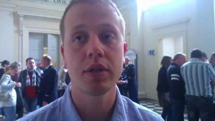 Thomas Tapella, le fils du gendarme tué à Thélus, témoigne