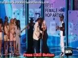 #nicki Nicki Minaj acceptance speech BET Awards 2013