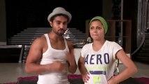Jhalak Dikhhla Jaa Season 6 - Behind The Scenes [07] - Story behind Drashti and Salman's perfect act
