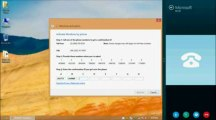 Windows 8 Pro With WMC Permanent Offline Phone Activation - video