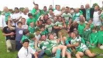 Jour de finale ES Baronnies - Villeneuve 22 à 17 - Rugby finale promotion honneur 2013