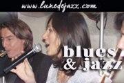 """""""Blues and  Jazz""""  Groupe animation cocktail sur Lyon et Rhône Alpes"""