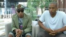 Pharrell Williams on will.i.am 'lawsuit'