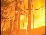L'Australie toujours ravagée par les flammes