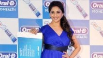 Madhuri Dixit Launches Oral Pro-Health Toothpaste !
