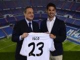 Real Madrid : les premiers mots et jongles d'Isco